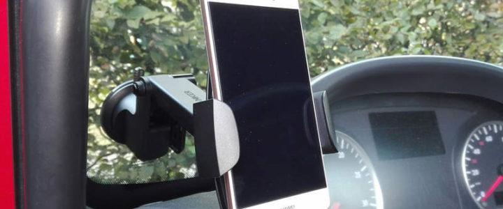 Smartphone Halterung der Firma Anker
