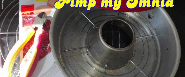 Pimp my Omnia – Brötchengitter für weniger als 2 Euro