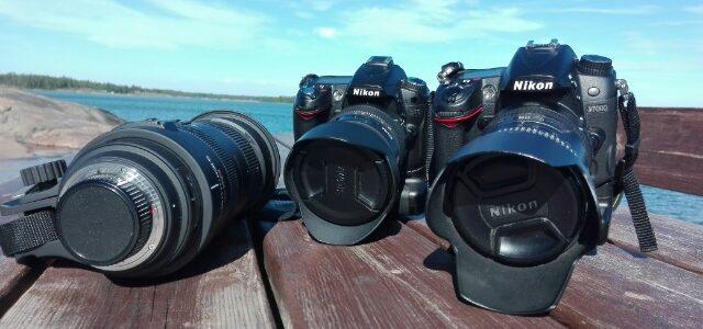 Foto-, Video- und Blogtechnik