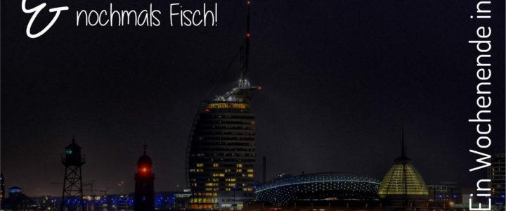 Ausflugstipp Bremerhaven – Fisch, Fisch und nochmals Fisch