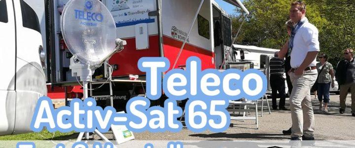 Test und Vorstellung: Teleco Activ-Sat 65