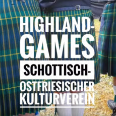 Highlandgames in Ostfriesland