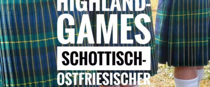Highlandgames in Ostfriesland