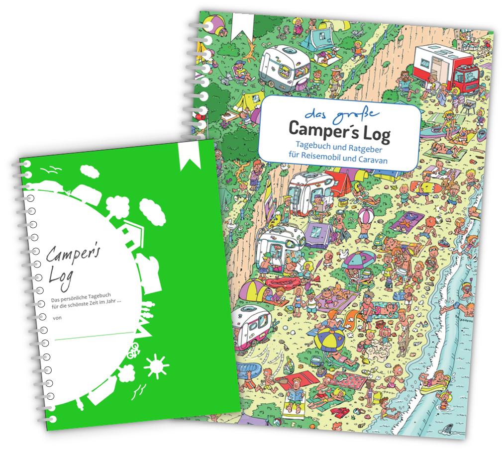 Camper´s Log – das Reisetagebuch