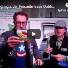 Unser Highligts der Freizeitmesse Oohh! 2019 in Hamburg
