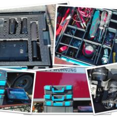 Sortimo Kisten für Foto, Film und Wohnmobil