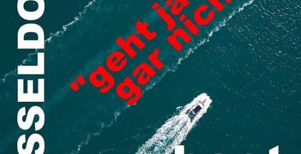 Die Einraumwohnung auf der boot in Düsseldorf (Video)