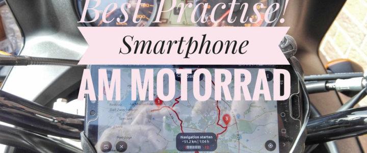 RamMouts Halterung fürs Motorrad