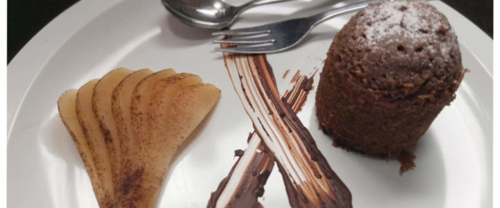 Mit diesem Dessert wird die Campingküche zum Restaurant