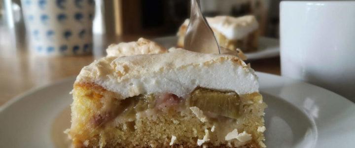Rhabarberkuchen wie im Kurhaus Dangast – Rezept