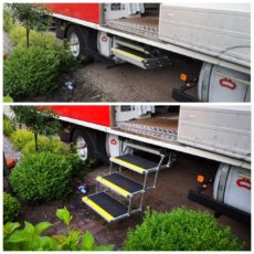 Die perfekte Treppe für die Einraumwohnung